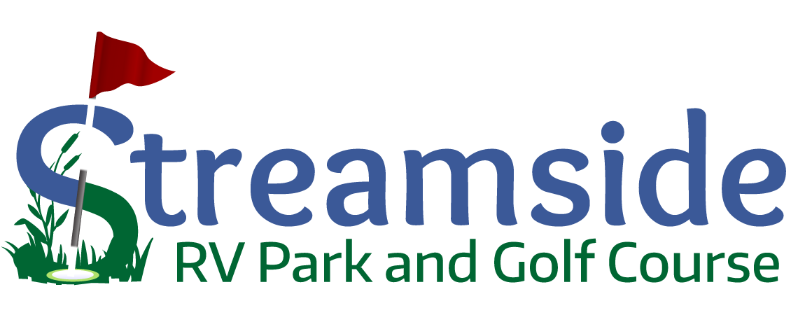 Streamside Rv Park and Golf Course Logo